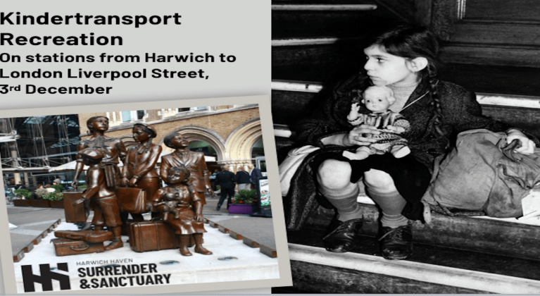 Kindertransport Remembered: A recreation