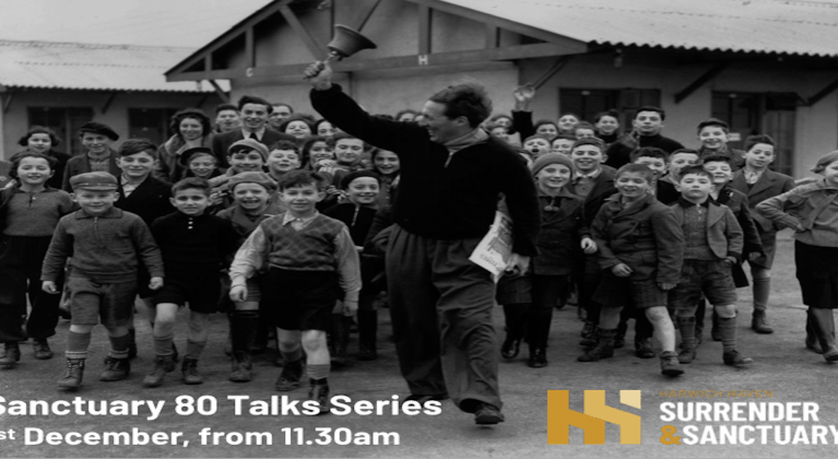 Sanctuary80 Talk Series