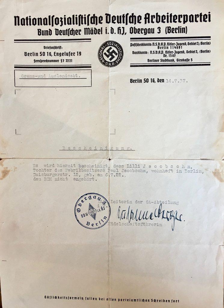 Life Under Nazi Rule Harwich Haven History Surrender Sanctuary